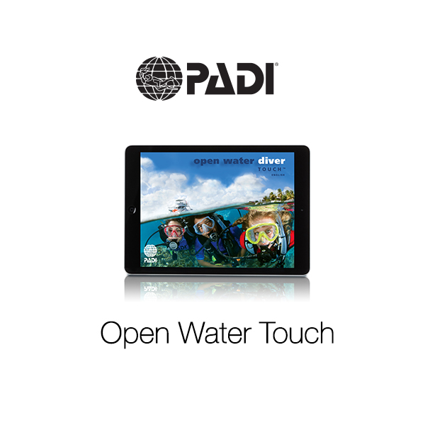 Open Water Diver Touch